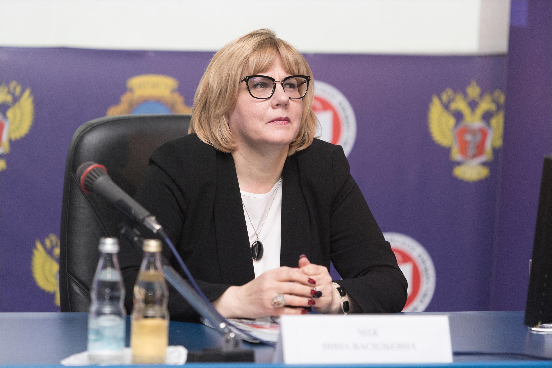 Нина Васильевна Чиж